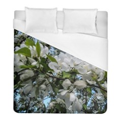 Pure And Simple 2 Duvet Cover (full/ Double Size) by dawnsiegler