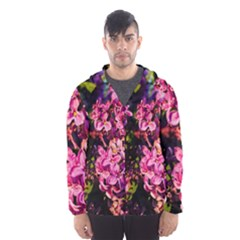 Lilacs Hooded Wind Breaker (men) by dawnsiegler