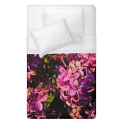 Lilacs Duvet Cover (single Size) by dawnsiegler