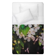 Tree Blossoms Duvet Cover (single Size) by dawnsiegler
