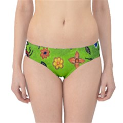 Lucky Ladies Hipster Bikini Bottoms by dawnsiegler
