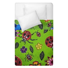 Lucky Ladies Duvet Cover Double Side (single Size) by dawnsiegler