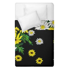 Floral Rhapsody Pt 3 Duvet Cover Double Side (single Size) by dawnsiegler