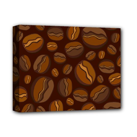 Coffee Beans Deluxe Canvas 14  X 11  by Mariart