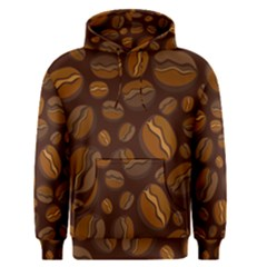 Coffee Beans Men s Pullover Hoodie by Mariart