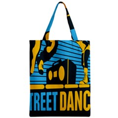 Street Dance R&b Music Zipper Classic Tote Bag by Mariart