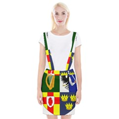Arms Of Four Provinces Of Ireland  Braces Suspender Skirt by abbeyz71
