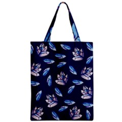 Mystic Crystals Witchy Vibes  Classic Tote Bag by BubbSnugg