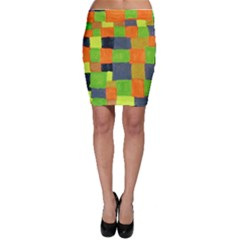 A Mosaic Of Emotions Bodycon Skirt