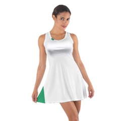 Flag Of Ireland  Cotton Racerback Dress by abbeyz71