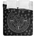 Witchcraft symbols  Duvet Cover Double Side (California King Size) View1