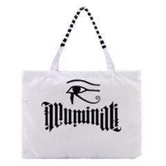 Illuminati Medium Tote Bag by Valentinaart