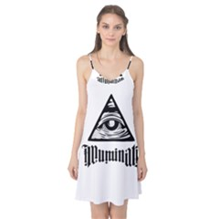 Illuminati Camis Nightgown by Valentinaart