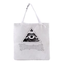 Illuminati Grocery Tote Bag