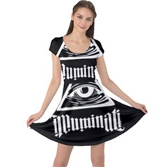 Illuminati Cap Sleeve Dresses