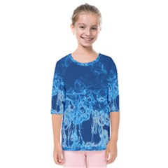 Colors Kids  Quarter Sleeve Raglan Tee