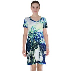 Colors Short Sleeve Nightdress