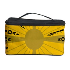 Wheel Of Fortune Australia Episode Bonus Game Cosmetic Storage Case by Mariart