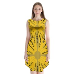 Wheel Of Fortune Australia Episode Bonus Game Sleeveless Chiffon Dress
