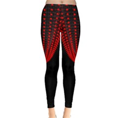 Normal Field Of An Elliptic Paraboloid Red Leggings