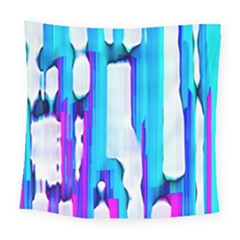 Blue Watercolors              Fleece Blanket by LalyLauraFLM