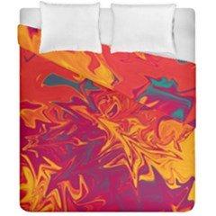 Colors Duvet Cover Double Side (california King Size)