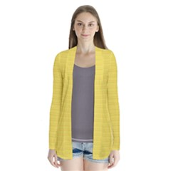 Lines Pattern Cardigans