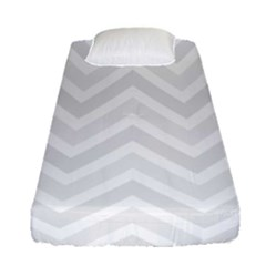 Zigzag  Pattern Fitted Sheet (single Size)