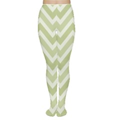 Zigzag  Pattern Women s Tights