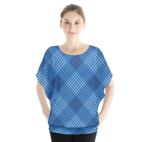 Zigzag  Pattern Blouse by Valentinaart