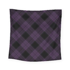 Zigzag Pattern Square Tapestry (small)