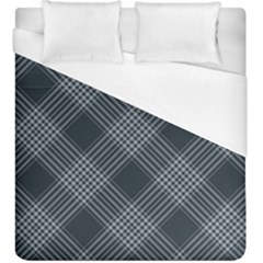Zigzag Pattern Duvet Cover (king Size)