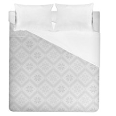 Pattern Duvet Cover (queen Size)