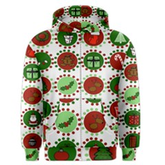 Christmas Men s Zipper Hoodie