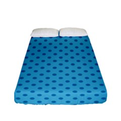 Dots Fitted Sheet (full/ Double Size)