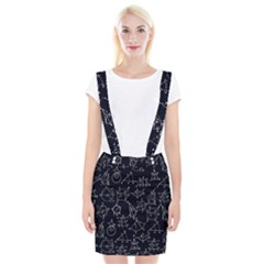 Geometry Geometry Formula Braces Suspender Skirt