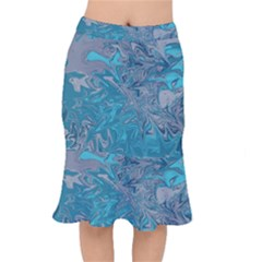 Colors Mermaid Skirt