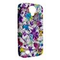 Lilac Lillys Samsung Galaxy S4 Classic Hardshell Case (PC+Silicone) View2