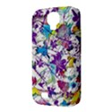 Lilac Lillys Samsung Galaxy S4 Classic Hardshell Case (PC+Silicone) View3