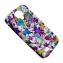 Lilac Lillys Samsung Galaxy S4 Classic Hardshell Case (PC+Silicone) View5
