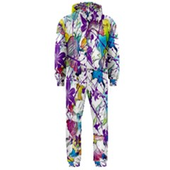 Lilac Lillys Hooded Jumpsuit (men)