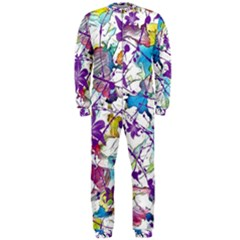 Lilac Lillys Onepiece Jumpsuit (men)  by designworld65