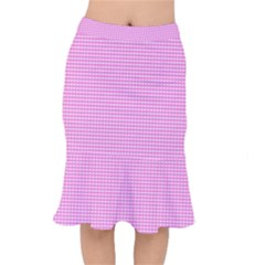 Color Mermaid Skirt