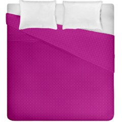 Color Duvet Cover Double Side (king Size)