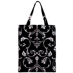 Ornament  Zipper Classic Tote Bag by Valentinaart