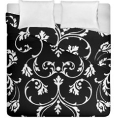 Ornament  Duvet Cover Double Side (king Size)