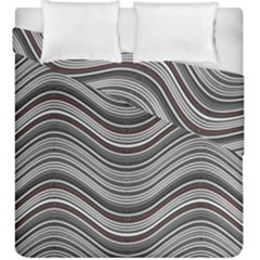 Abstraction Duvet Cover Double Side (king Size) by Valentinaart