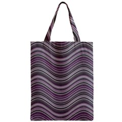 Abstraction Zipper Classic Tote Bag by Valentinaart