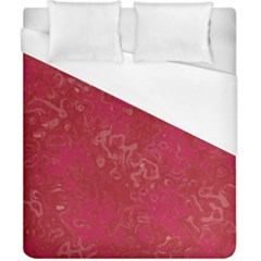 Abstraction Duvet Cover (california King Size)