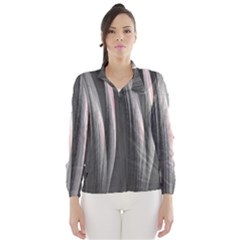 Abstraction Wind Breaker (women)